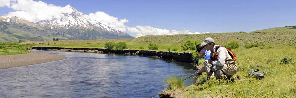 Trout fishing wsa for Patagonia fly fishing