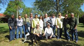 Argentina Hunting Group leader