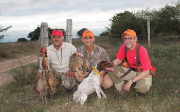 Argentina Mixed bag hunting