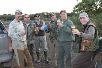 Argentina hunting group rates