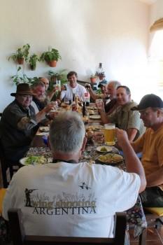 Wing Shooting Argentina Travel La Pelada